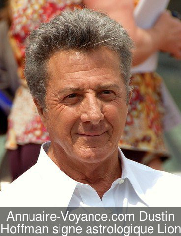Dustin Hoffman Lion