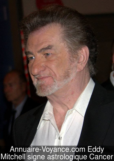 Eddy Mitchell Cancer