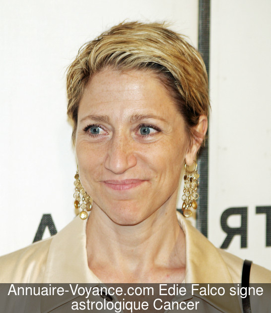 Edie Falco Cancer