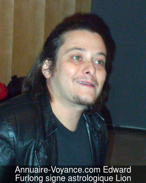 Edward Furlong Lion