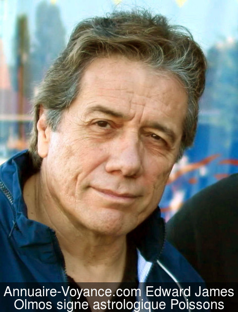 Edward James Olmos Poissons