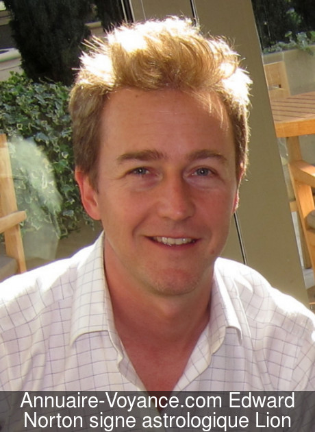 Edward Norton Lion