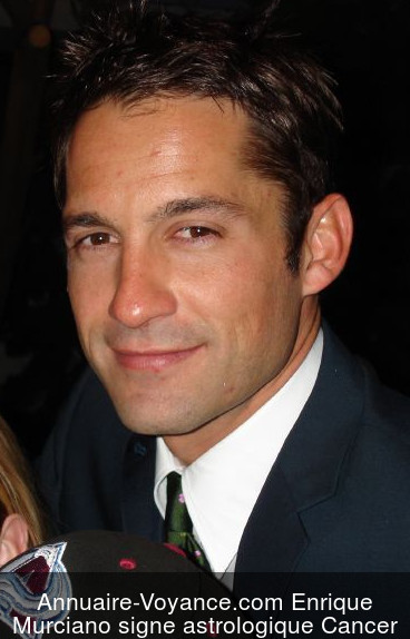 Enrique Murciano Cancer
