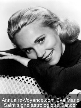 Eva Marie Saint Cancer