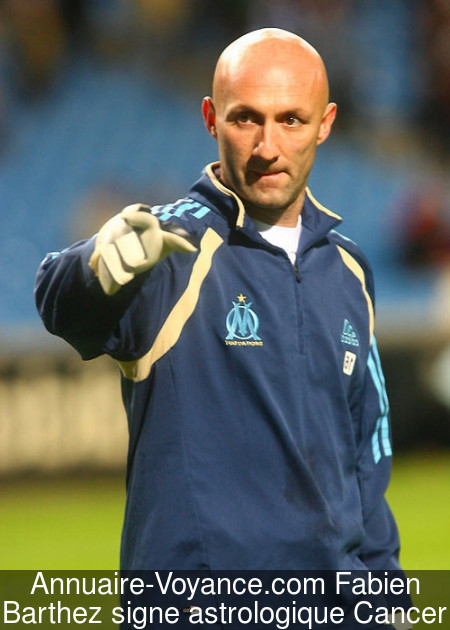 Fabien Barthez Cancer