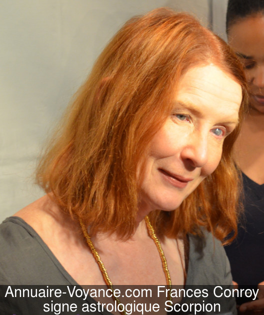 Frances Conroy Scorpion