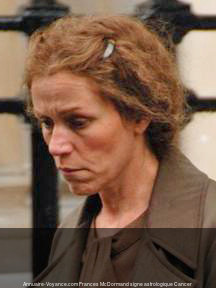 Frances McDormand Cancer