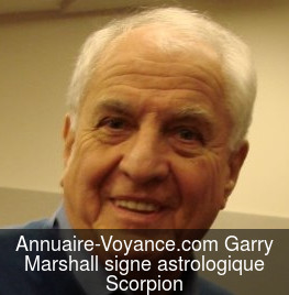 Garry Marshall Scorpion