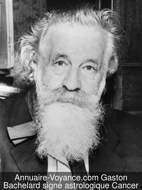 Gaston Bachelard Cancer