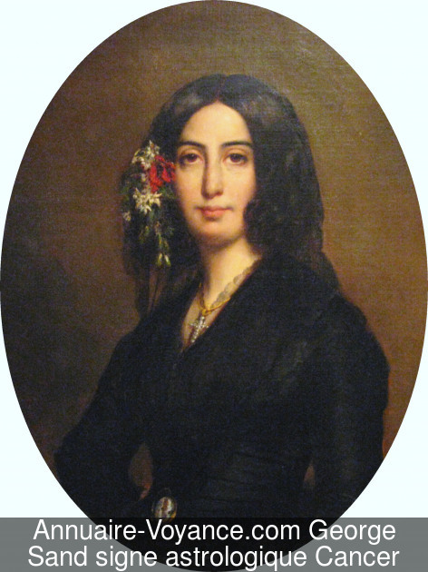 George Sand Cancer