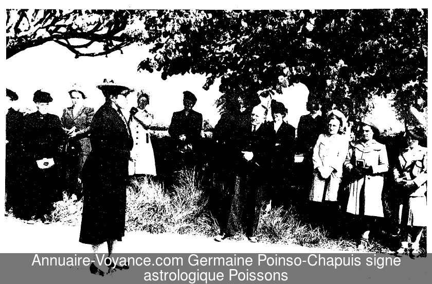 Germaine Poinso-Chapuis Poissons