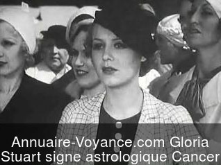 Gloria Stuart Cancer