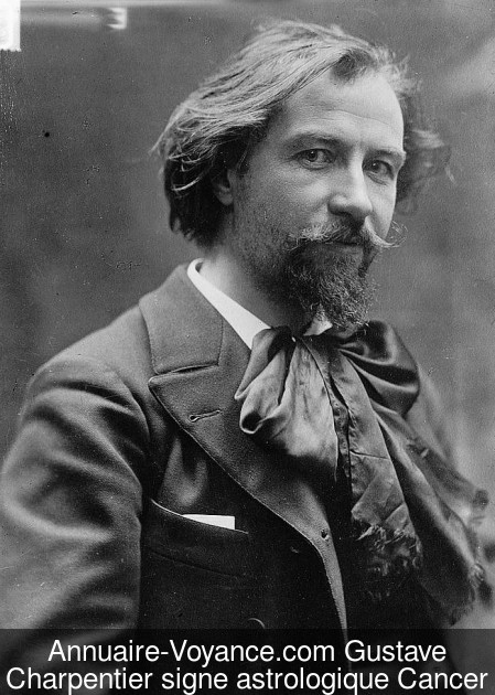 Gustave Charpentier Cancer