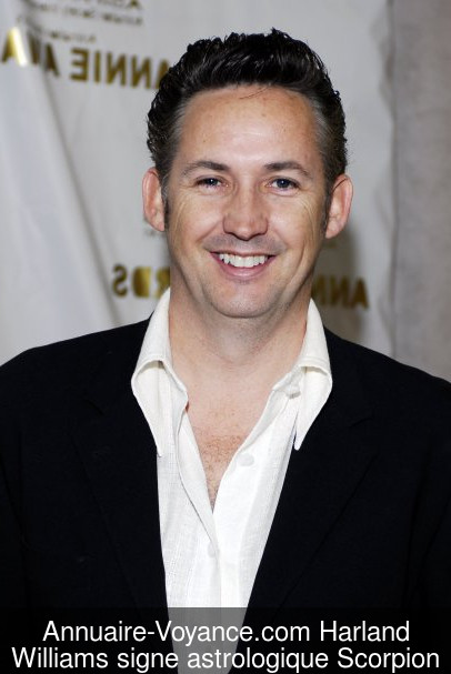 Harland Williams Scorpion