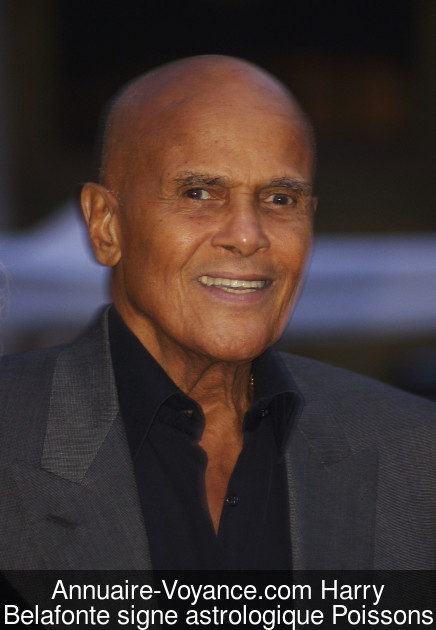 Harry Belafonte Poissons