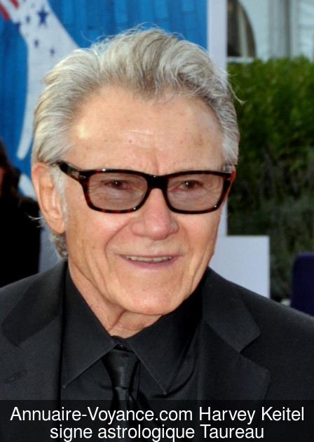 Harvey Keitel Taureau
