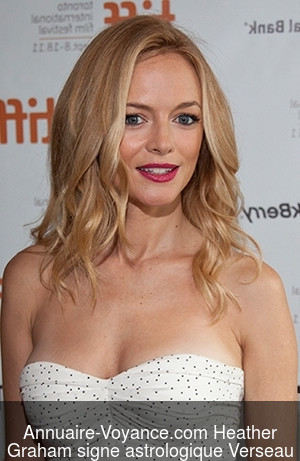 Heather Graham Verseau