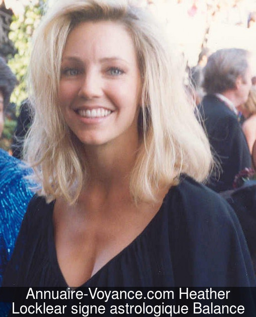 Heather Locklear Balance