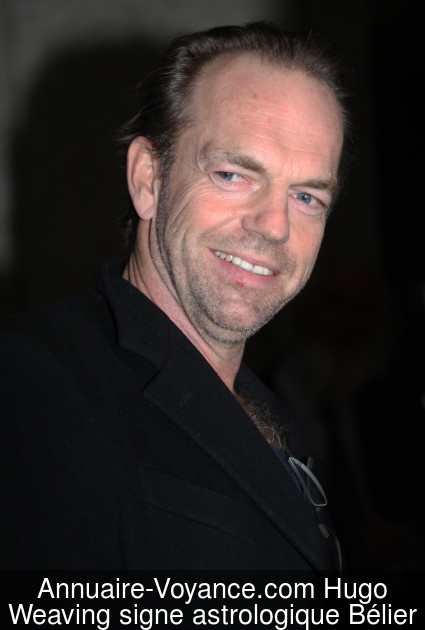 Hugo Weaving Bélier