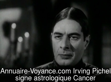 Irving Pichel Cancer