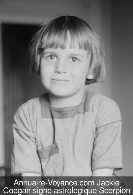 Jackie Coogan Scorpion