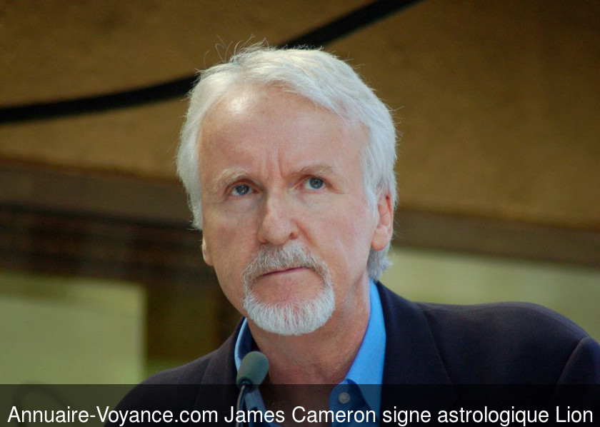 James Cameron Lion