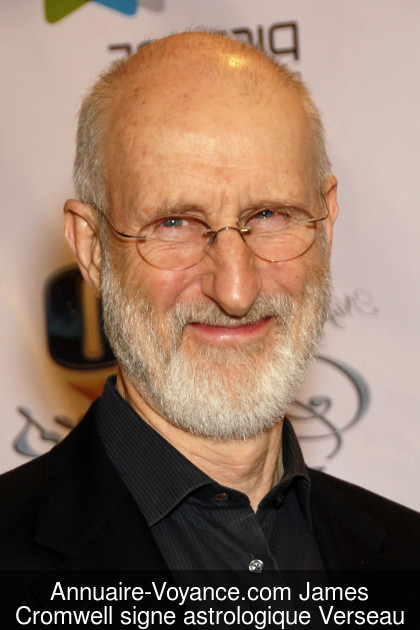 James Cromwell Verseau