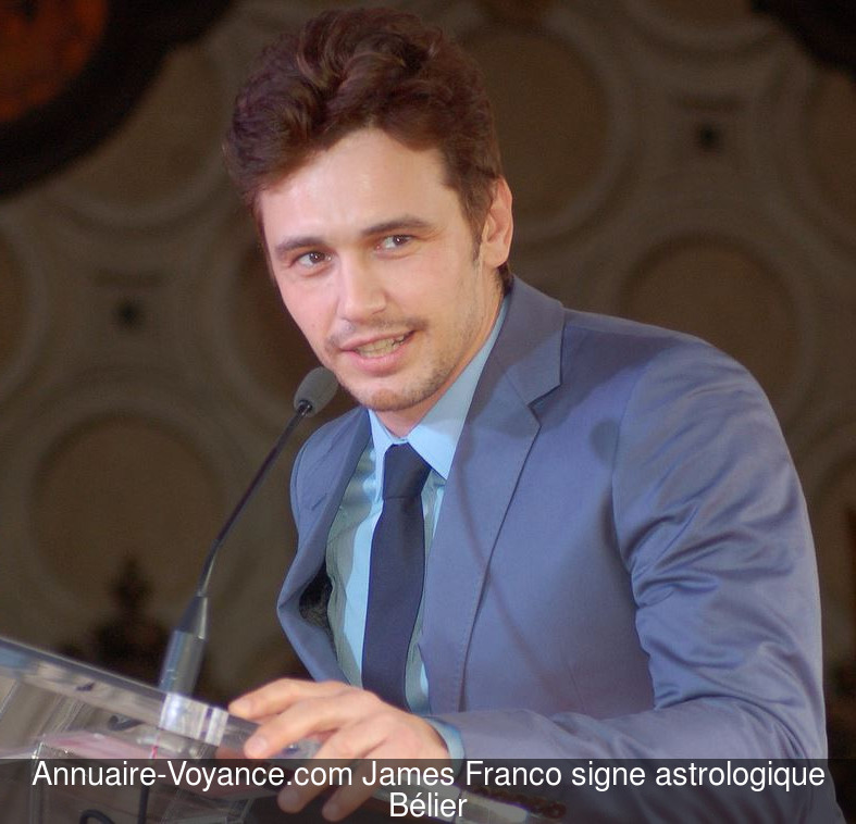 James Franco Bélier