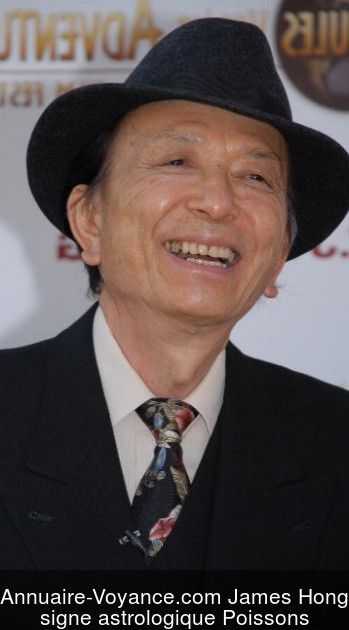 James Hong Poissons