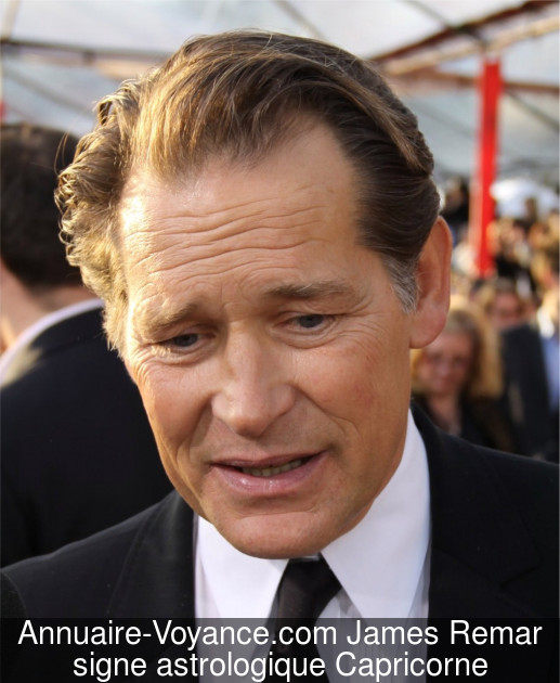 James Remar Capricorne