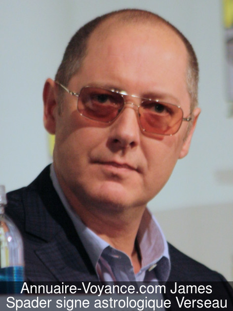 James Spader Verseau