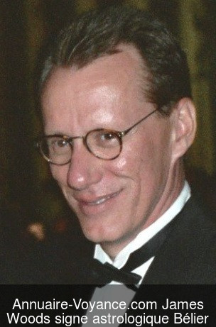 James Woods Bélier