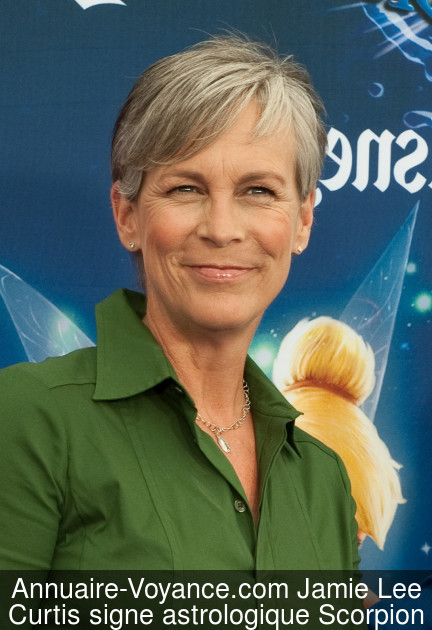 Jamie Lee Curtis Scorpion