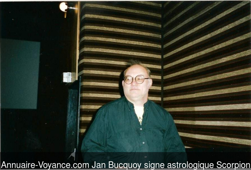Jan Bucquoy Scorpion