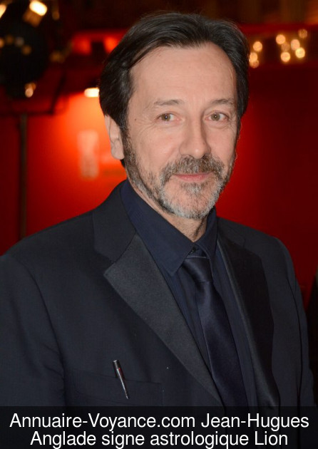 Jean-Hugues Anglade Lion