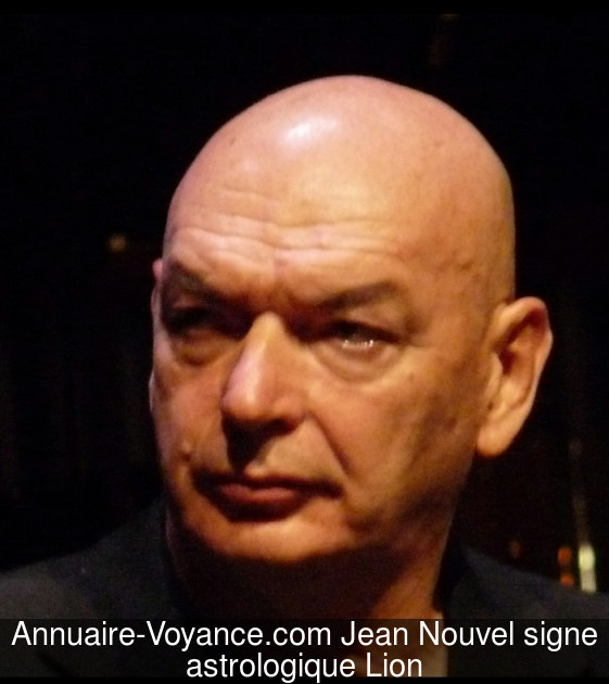 Jean Nouvel Lion