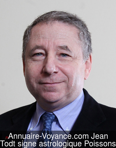 Jean Todt Poissons