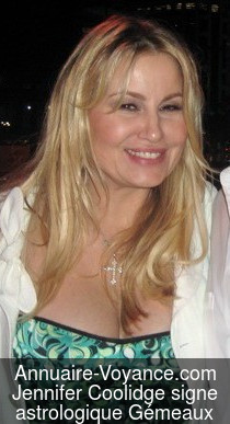 Jennifer Coolidge Gémeaux