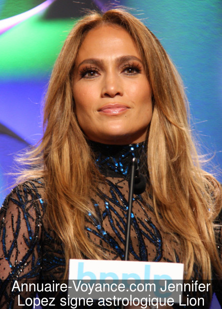 Jennifer Lopez Lion