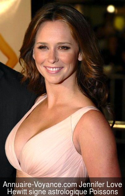 Jennifer Love Hewitt Poissons