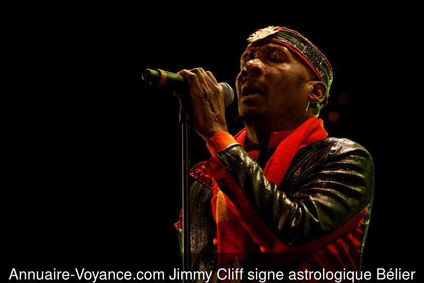 Jimmy Cliff Bélier