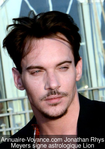 Jonathan Rhys Meyers Lion
