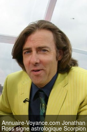 Jonathan Ross Scorpion