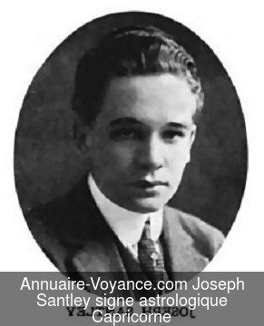 Joseph Santley Capricorne