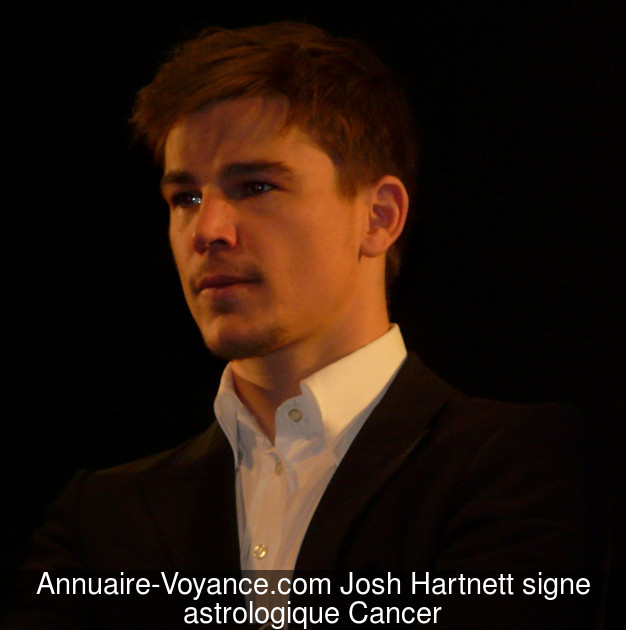 Josh Hartnett Cancer