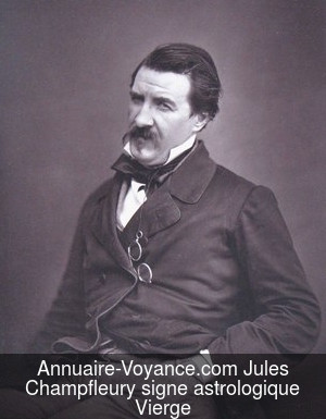 Jules Champfleury Vierge