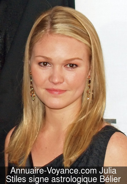 Julia Stiles Bélier