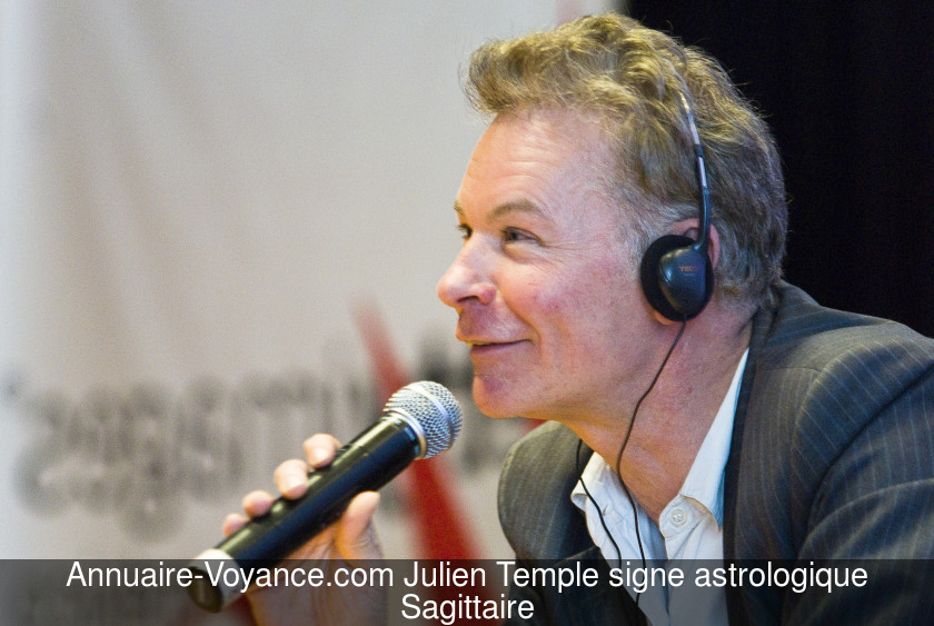 Julien Temple Sagittaire