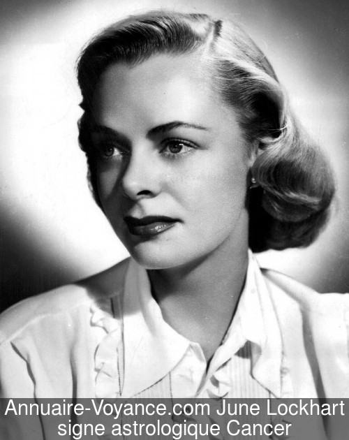 June Lockhart Cancer