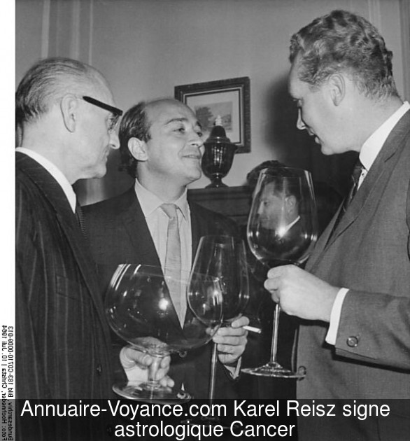 Karel Reisz Cancer